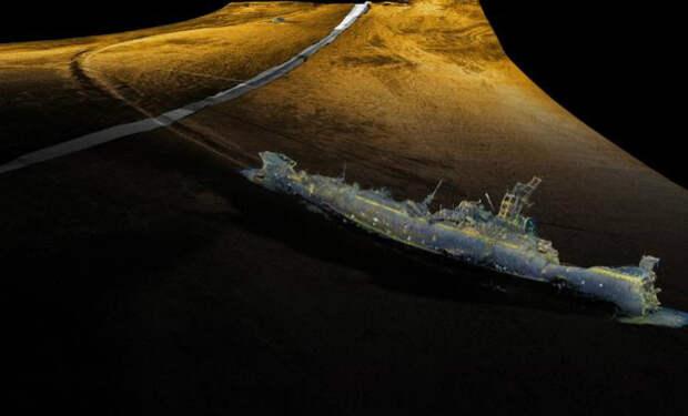 В Тихом океане нашли субмарину, которая 78 лет назад вышла на задание и исчезла с радаров
