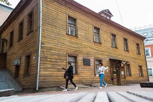Музей Есенина позвал горожан пройтись по «Москве кабацкой»
