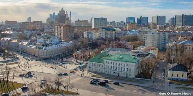 Законопроект о бюджете Москвы принят МГД в первом чтении