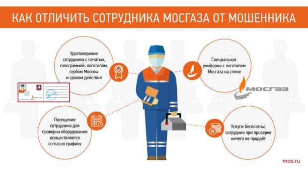 В Ростокине возобновились плановые проверки газового оборудования
