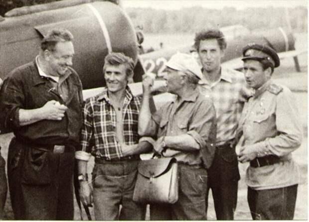 Архивные снимки знаменитостей Советского Союза