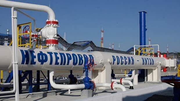 Россия в апреле обошла Саудовскую Аравию в качестве основного поставщика нефти в Китай