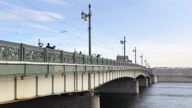 Сухая погода и потепление до +22 градусов ожидается в Санкт-Петербурге в среду 2 июня