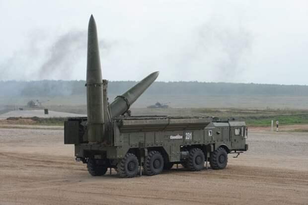 NI высоко оценил потенциал тактического ядерного оружия России