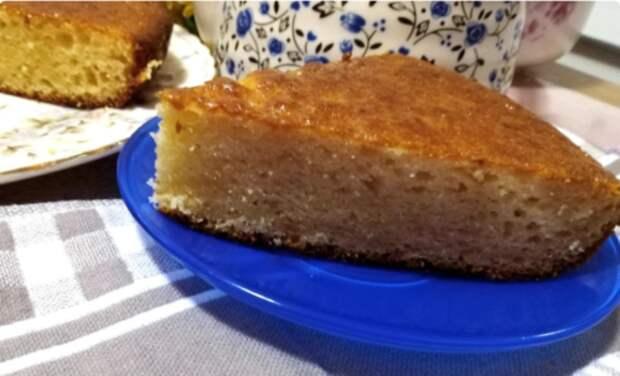 Любимый пирог моей мамы! Сметанник за 5 минут + выпечка