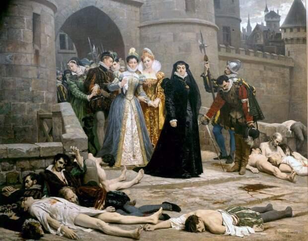 При дворе средневекового короля. Как жили придворные 8