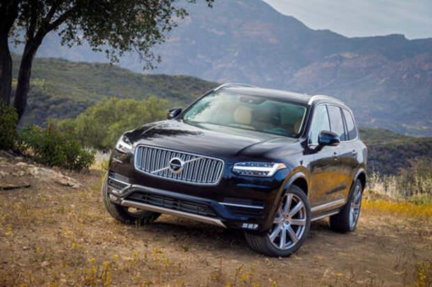На автомобили Volvo увеличили гарантию в России