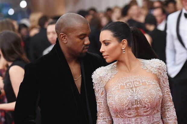 Развод Ким и Канье (это правильно)