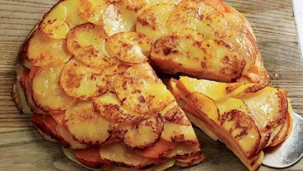 Картофель по-французски: элементарный рецепт с изысканным результатом