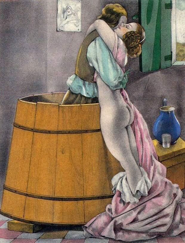 Автор картины Умберто Брунеллески