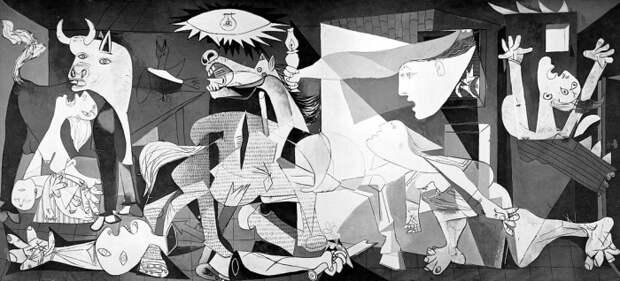 15 картин великих художников, заставляющих ужаснуться
