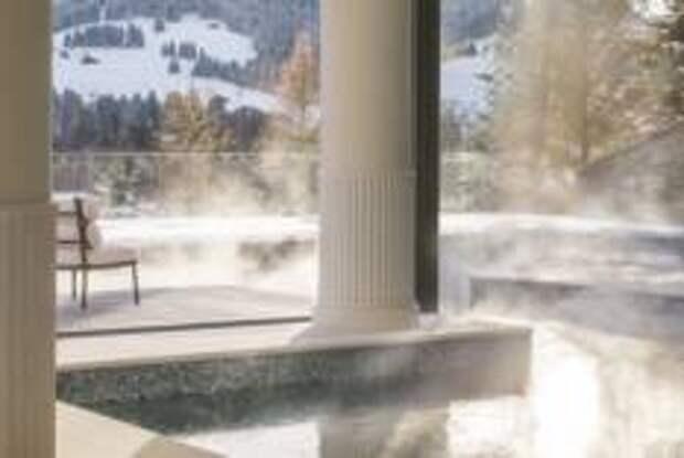 Лучшие альпийские спа-салоны выбирают Межев