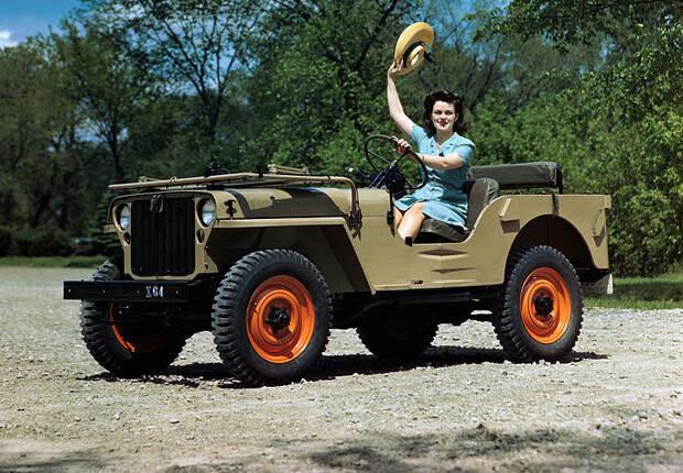 Человек, который придумал Джип - Jeep