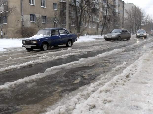 «Парквумен» вторые сутки сидит в своей машине в Калуге