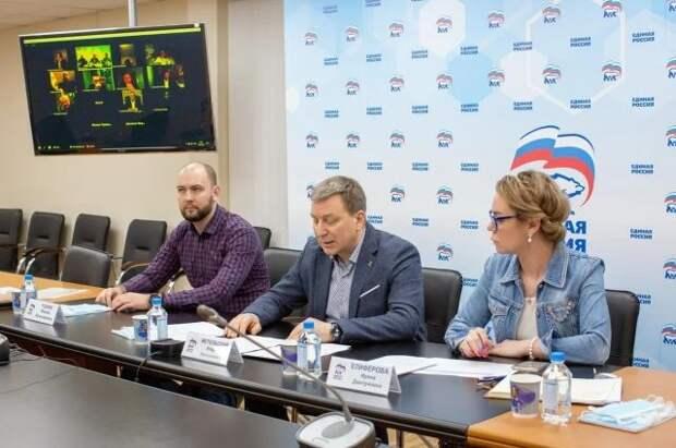Завершена регистрация участников праймериз «Единой России»