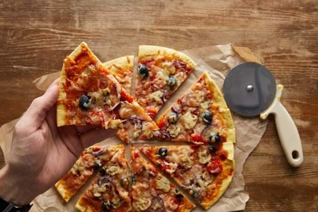 как сделать тесто для итальянской пиццы