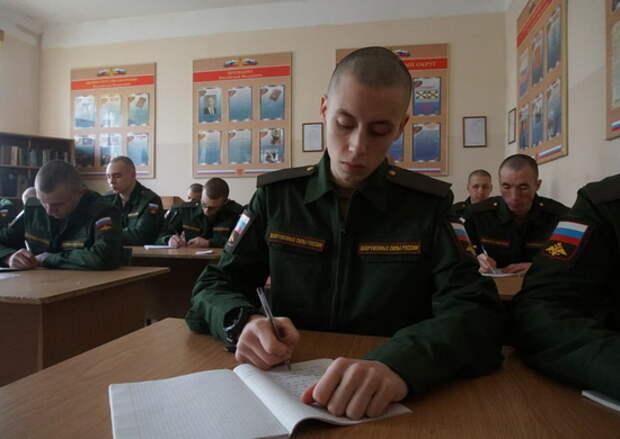 Военные психологи Западного военного округа помогут новобранцам весеннего призыва адаптироваться к условиям армейской службы