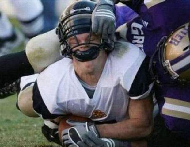 Смешные моменты в спорте (32 фото)