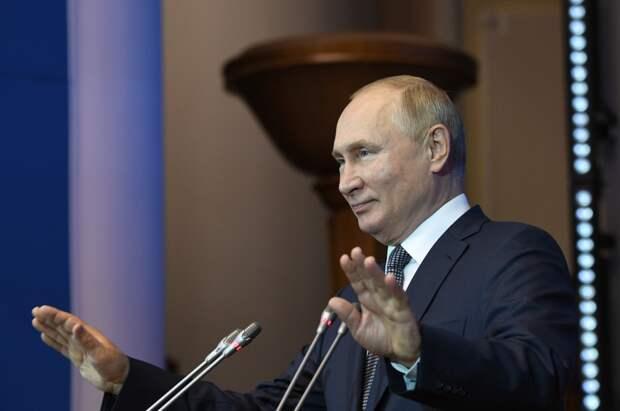 Китайцев восхитил ответ Путина Европе