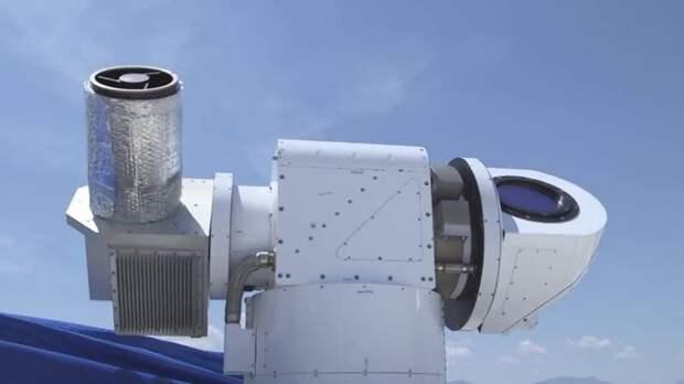 Как защитить авиабазы от роя беспилотников. Боевой лазерный комплекс Lockheed Martin ATHENA (США)