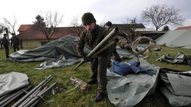 Чехия сообщила о новой версии взрывов на военных складах в Врбетице