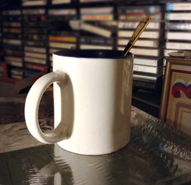 Как защитить свою чашку в офисе
