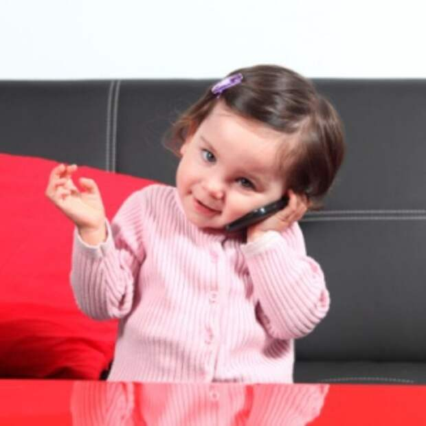 Ребёнок и гаджеты: вред или польза