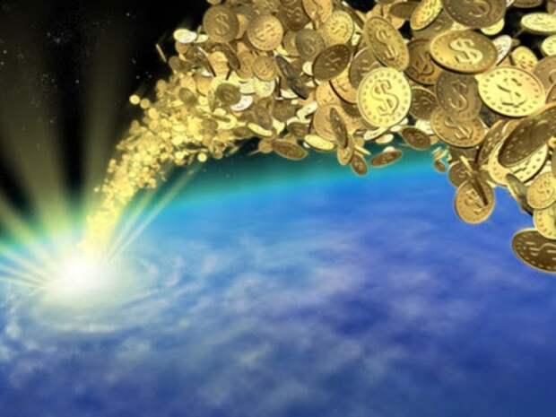 Симоронский ритуал на богатство «Волшебная девятка»