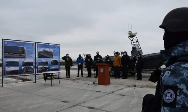 У США может появиться военная база на Азовском море
