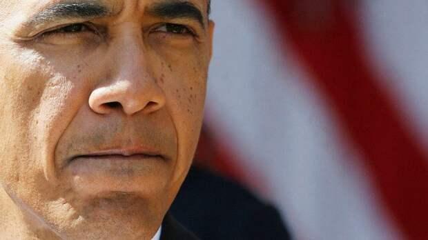 Обама пыжится из последних сил