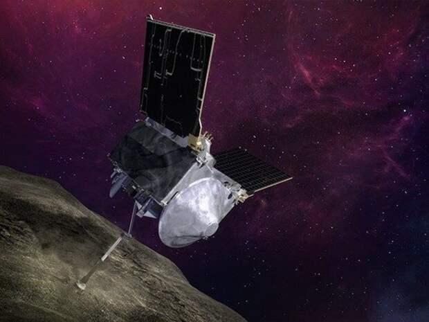 OSIRIS-REx направился к Земле с образцами грунта астероида
