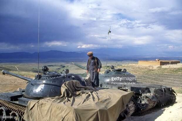 Афганистан, 1995.