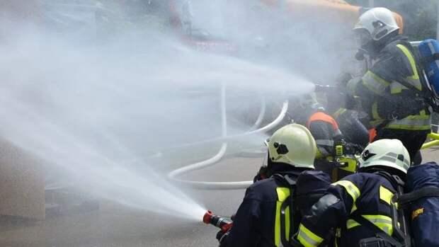 Трое детей и пенсионер погибли в крупном пожаре в Пермском крае