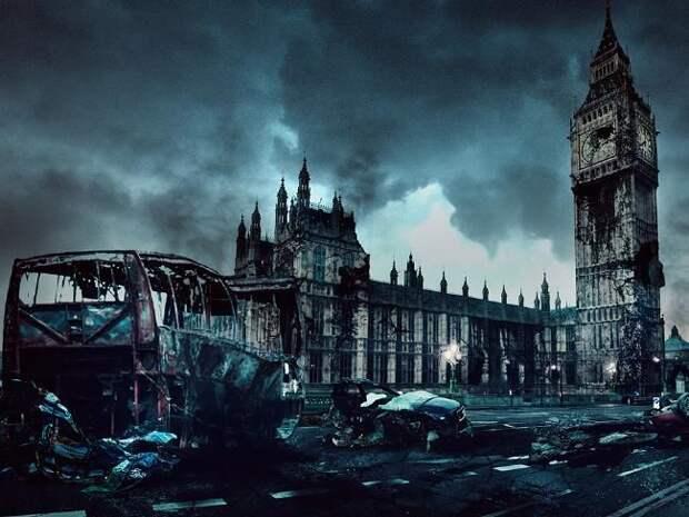 А вот теперь мне страшно: Лондон собирается реализовать программу «Глобальная Британия»