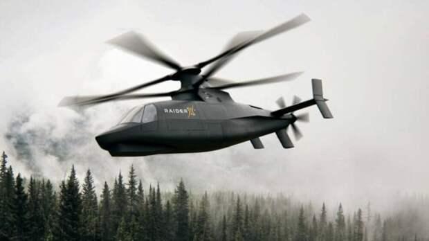 США хотят поставлять сверхскоростные вертолеты и новый конвертоплан на экспорт