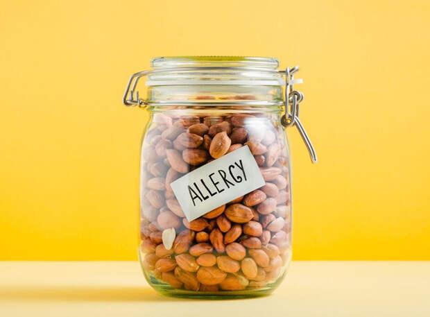 Симптомы пищевой аллергии + 6 способов их уменьшить