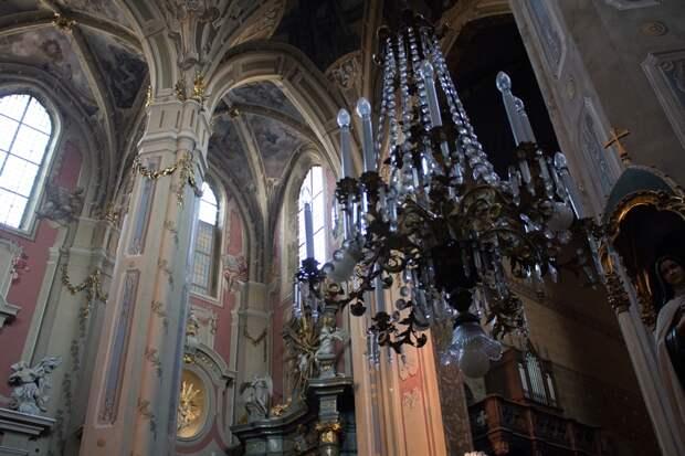 Латинский кафедральный собор во Львове