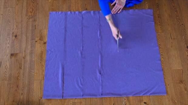 Потрясающая подушка-узел своими руками: фото и мастер-класс