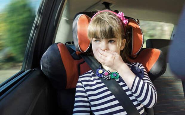 Ford предлагает петь хором, когда укачивает в автомобиле