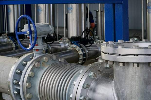 Запуск Бештерек-Зуйского водозабора для Симферополя 18 марта 2021: прямая онлайн-трансляция