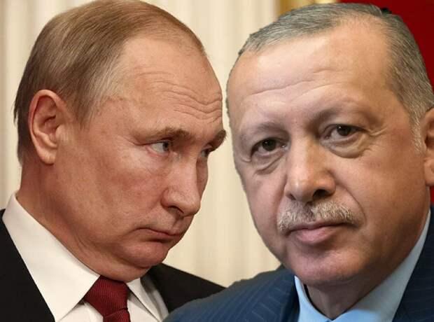 Турции никто не помог, и она к России обратилась. Эрдогану пришлось снова Путина о помощи просить