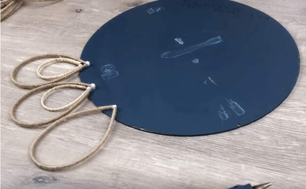 Кабельная стяжка +джутовая нить: идея, которая освежит любой интерьер