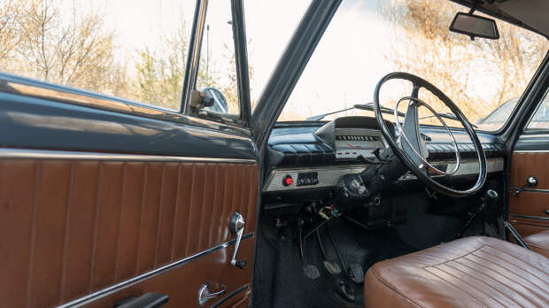 Ваз-2101 1972 года выпуска спасён с металлобазы
