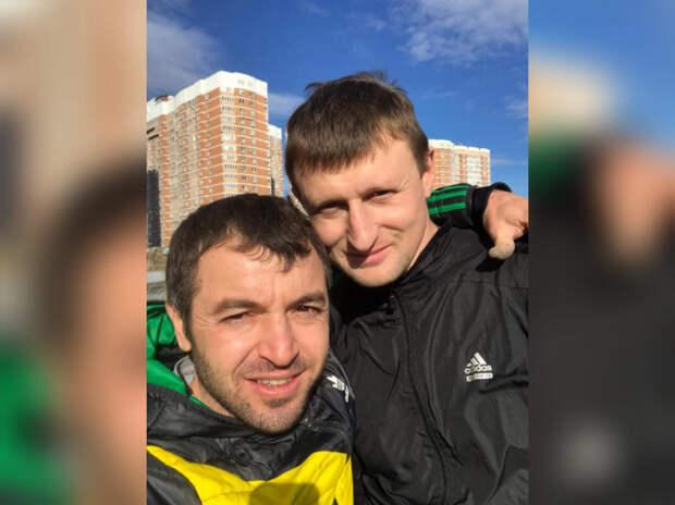 Мэр Краснодара поблагодарил мужчин, которые спасли детей на озере