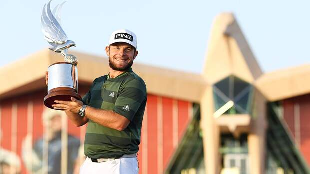 Тиррелл Хэттон. «Я не особенный, я просто играю в гольф»