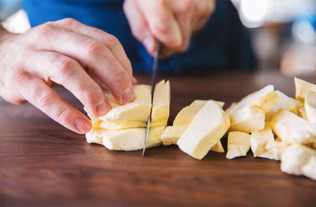 Варим домашний сыр в кастрюле