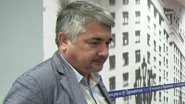 Политолог назвал США виновными за происходящее на Украине