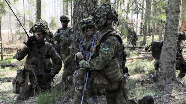 «Наращивают присутствие»: в Эстонии стартуют масштабные военные учения НАТО «Весенний шторм»