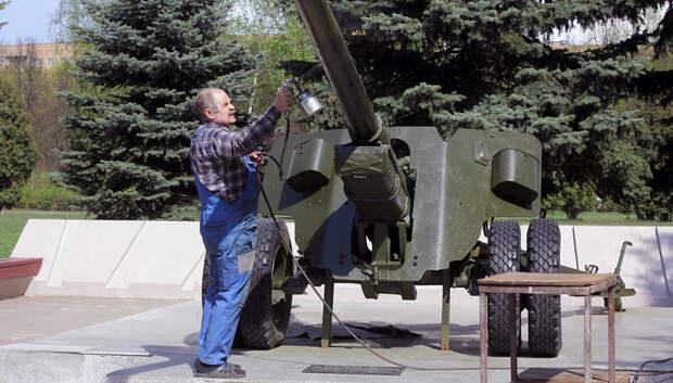 Свыше 500 мемориалов привели в порядок ко Дню Победы в Подмосковье