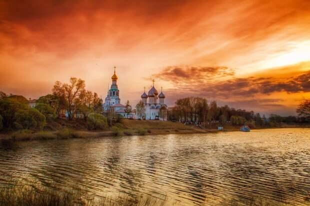 Потрясающие фотографии России